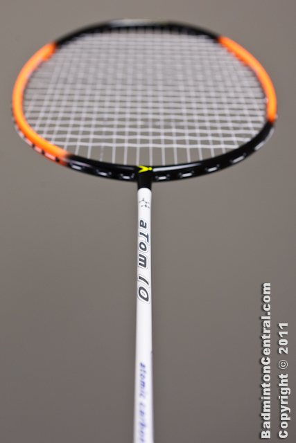 MBS aTom 10 Badminton Racket Review