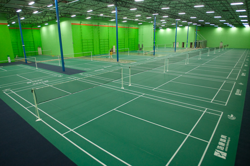 California Badminton Academy