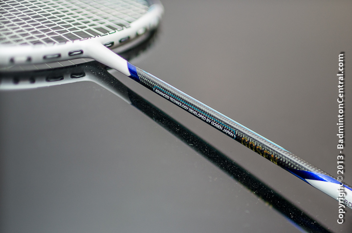Gosen Customedge Type S Racket Review