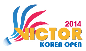 Victor Korea Open 2014 - Finals video streaming