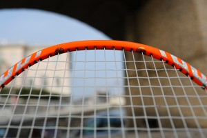 GOSEN Customedge Type X Racket Review