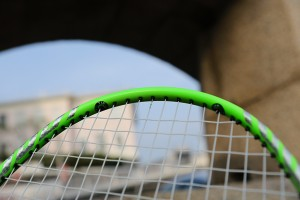 GOSEN Customedge Type V Racket Review