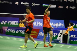Yonex-Sunrise HONG KONG Open SS 2014 : SEMIFINALS (22nd November 2014)