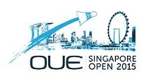 2015 OUE SINGAPORE Open Super Series **Daily updates**