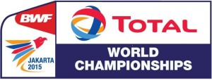2015 TOTAL BWF World Championships **FINALS**