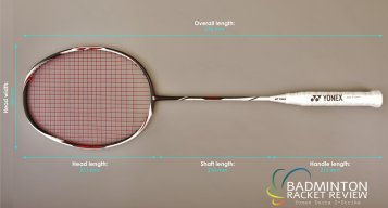 Badminton Racket Review