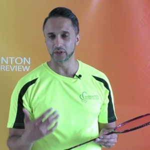 Kawasaki Lightning 8800 Badminton Racket Review - YouTube