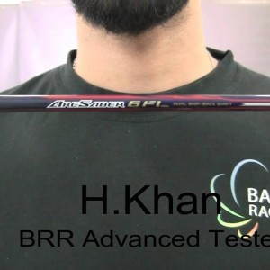 Yonex Arcsaber 6FL Badminton Racket Review - YouTube