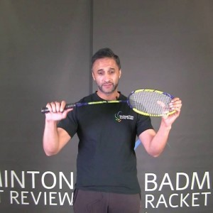 YONEX DUORA 88 Badminton Racket Court Tested! - YouTube