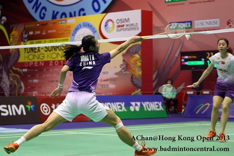 technique for badminton