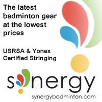 synergybadminton.com
